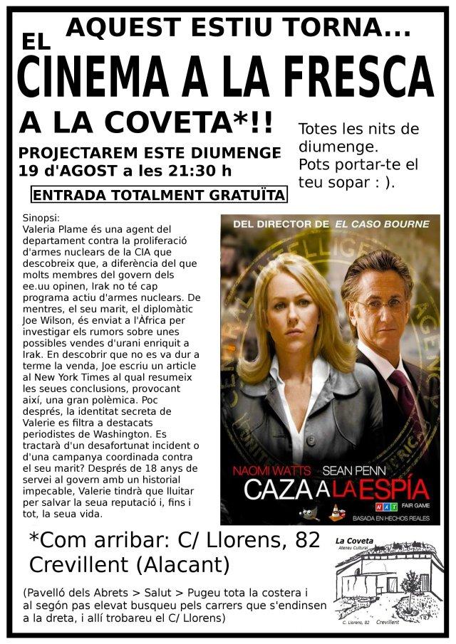 Imatge: Caza a la Espia